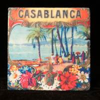 Casablanca Art Tile from Havana Row