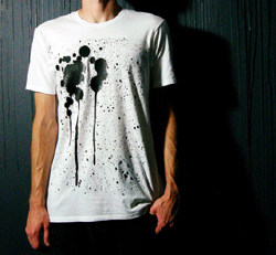 Graffiti Drips T-Shirt by Chad Odom