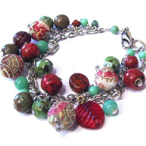 Christine Kangas Re-Purposed Fabric & Vintage