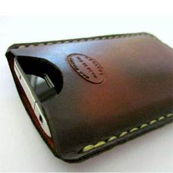 iPhone casae by San Filippo Leather