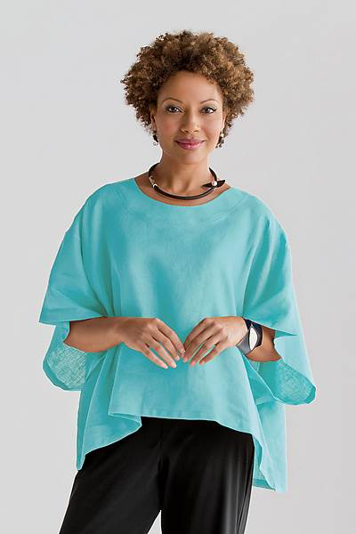 Linen Tee by Lauren