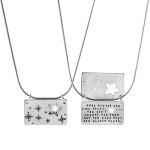 Starry Friends Necklace