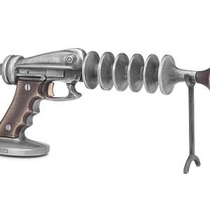 Ray Gun Sculpture