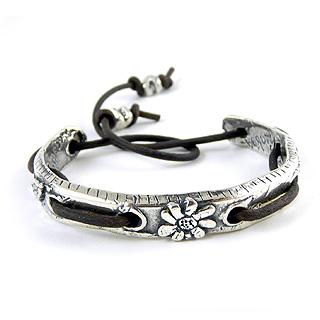 Beauty Lies in Freedom Bracelet