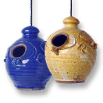 Stoneware Nesting Jar