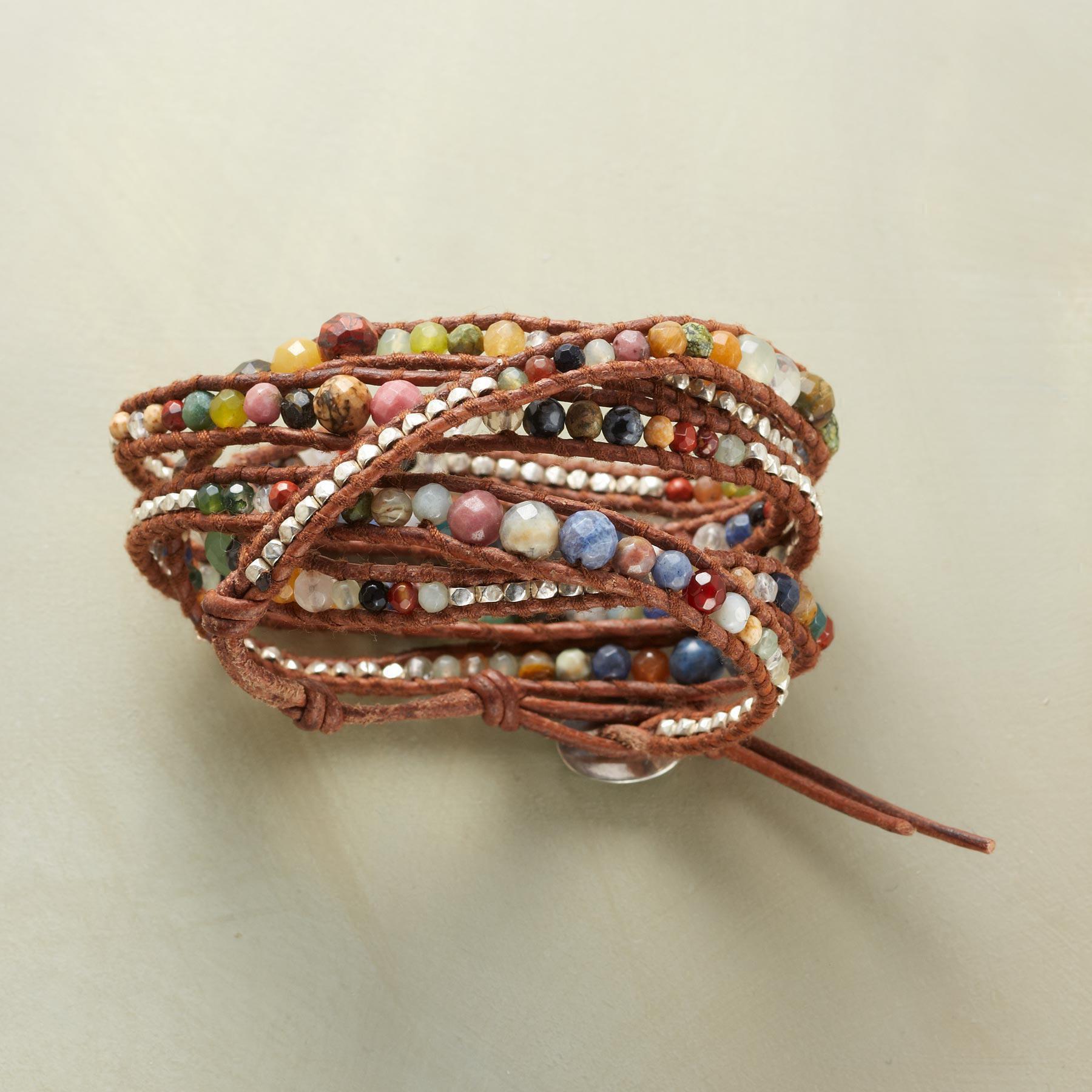 Escalante 5 Wrap Bracelet