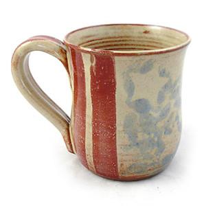 Old Glory American Flag Stoneware Mug