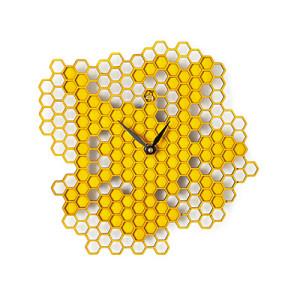 Busy Bee Wall Clock