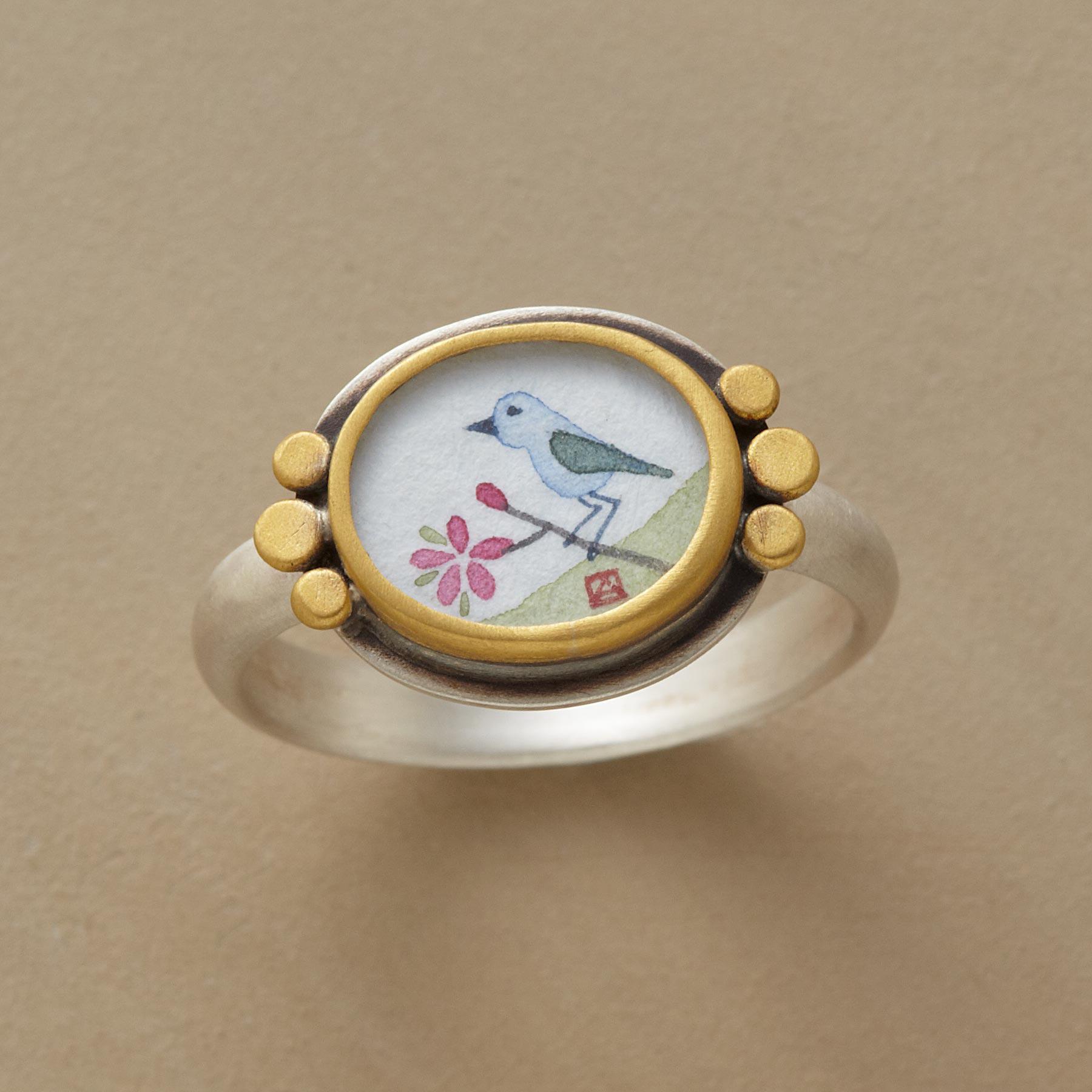 Bluebird Ring