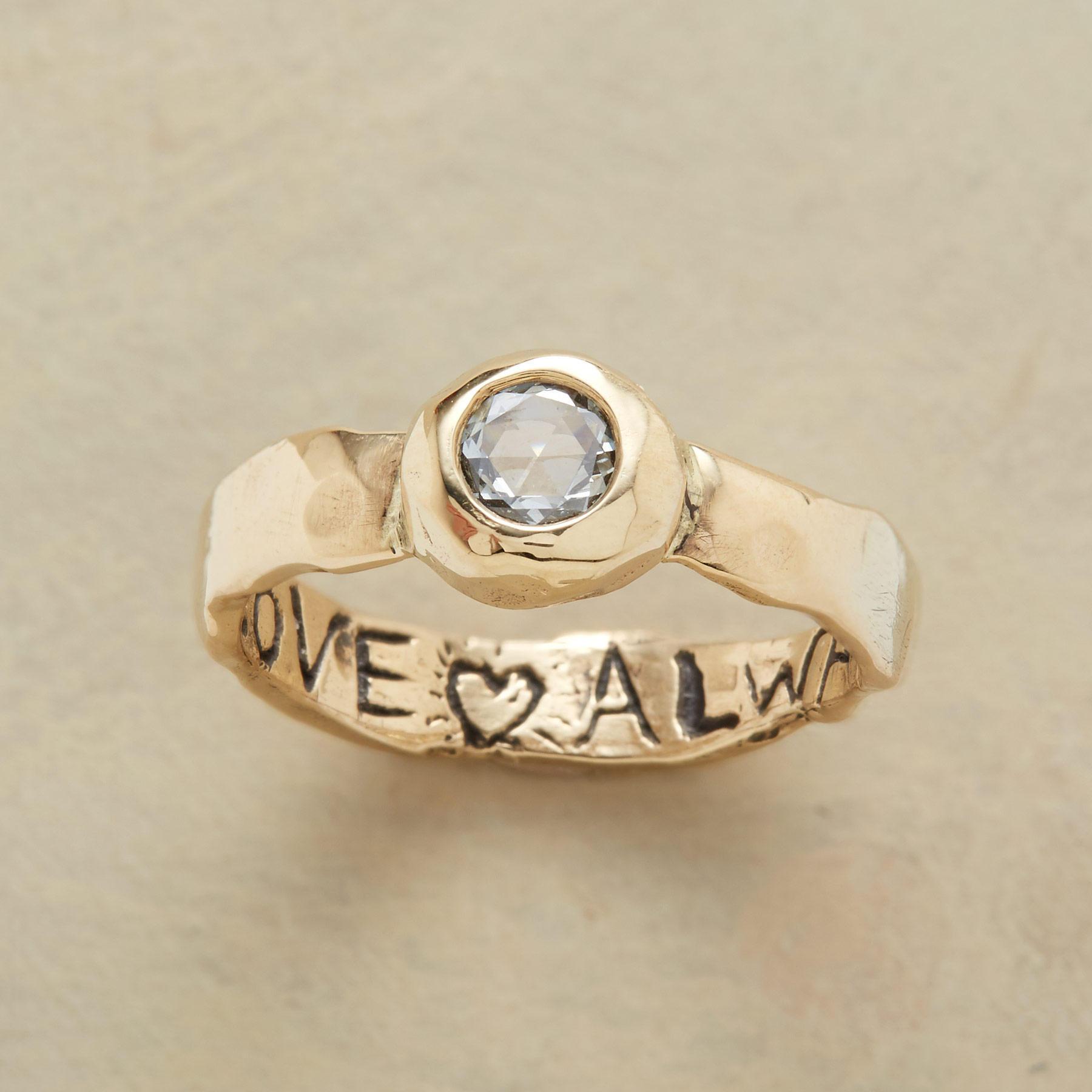 Love Always Diamond Ring