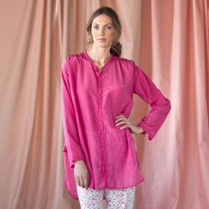 Silken Serenade Night Shirt