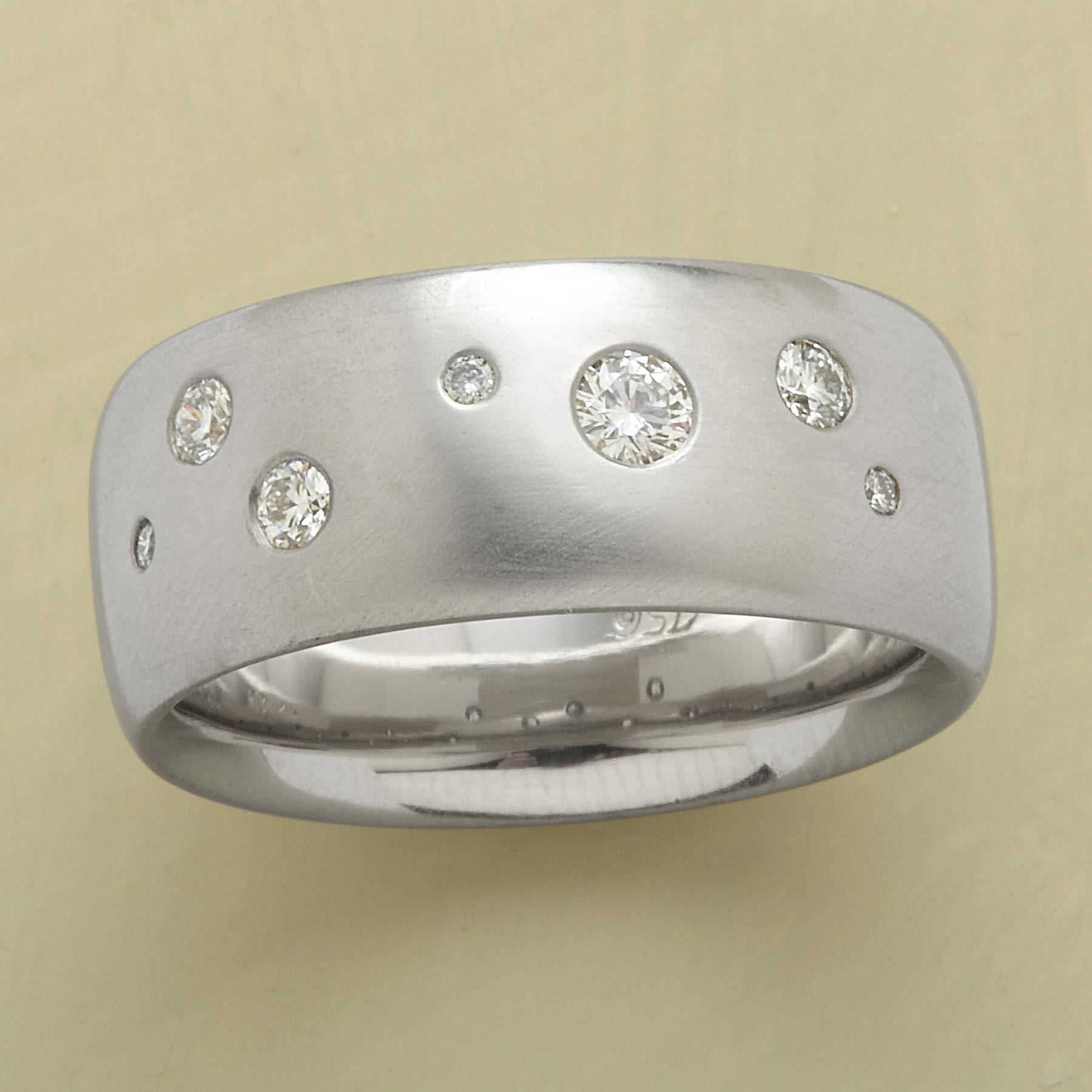 Diamond Sparkle Ring