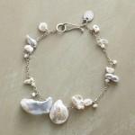 Keishi Pearl Jewelry, Pearl Pandemonium Bracelet
