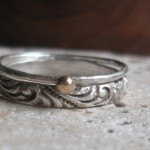 Sterling Stacking Rings by tinahdee