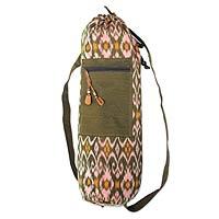 Hand Woven Yoga Mat Bag