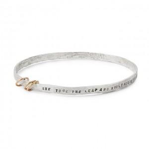 Inspirational Bracelet by Christine Street