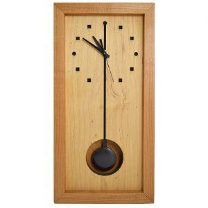 Desmond Suarez Tall Box Clock