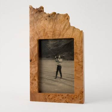 Wooden Picture Frame - 3x5