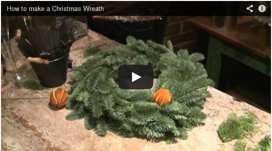 Video Tutorials for Three Easy-to-Make DIY Door Wreaths