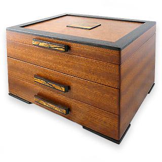 Urban Craftsman Heartwood Jewelry Box
