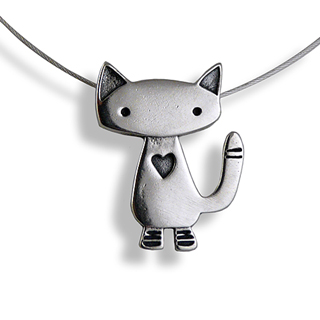 Alley Cat Necklace