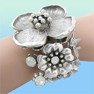 Botanical Grandeur Bracelet
