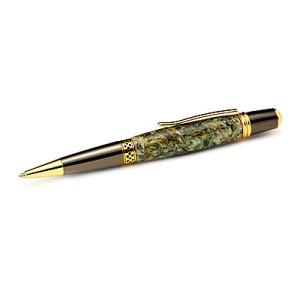 Shredded Money Pen