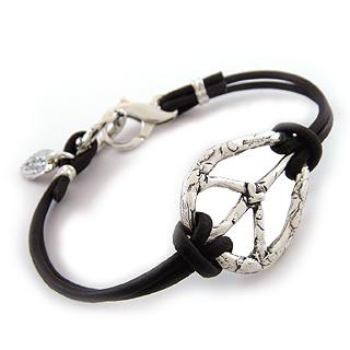 Live in Peace Bracelet