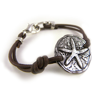 Dive Into Your Dreams Leather Bracelet
