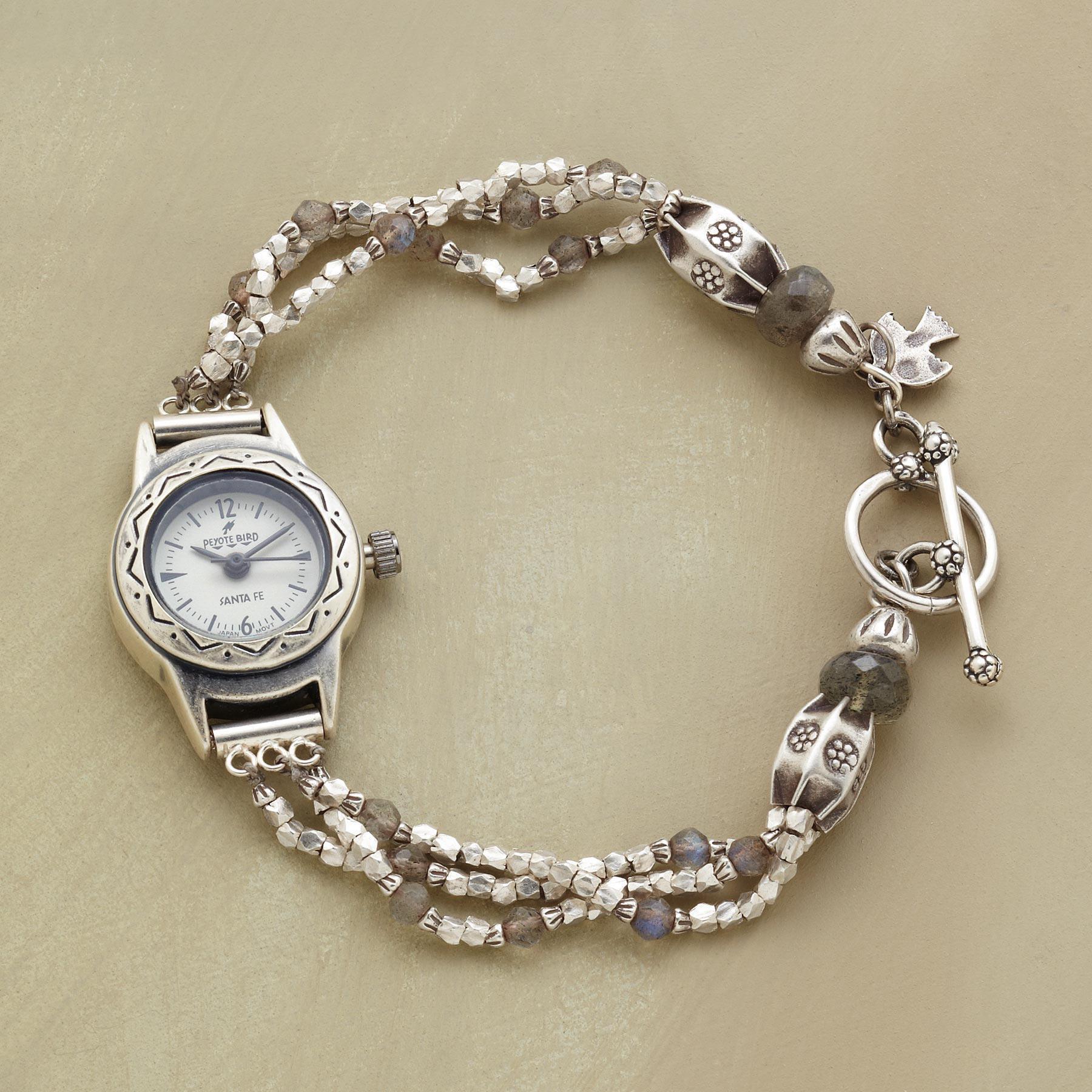 Silver Shadow Watch