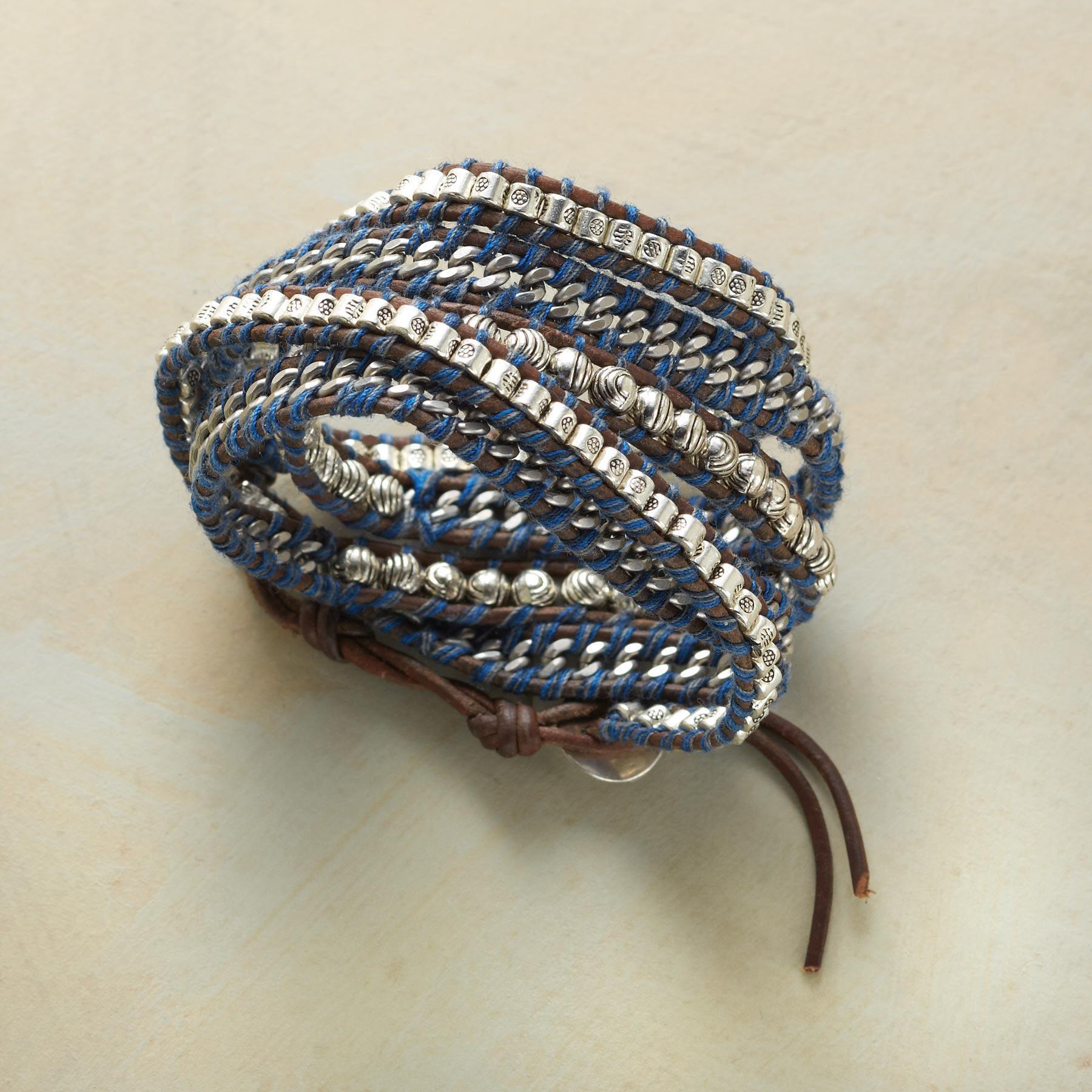 Sky Bridge 5 Wrap Bracelet