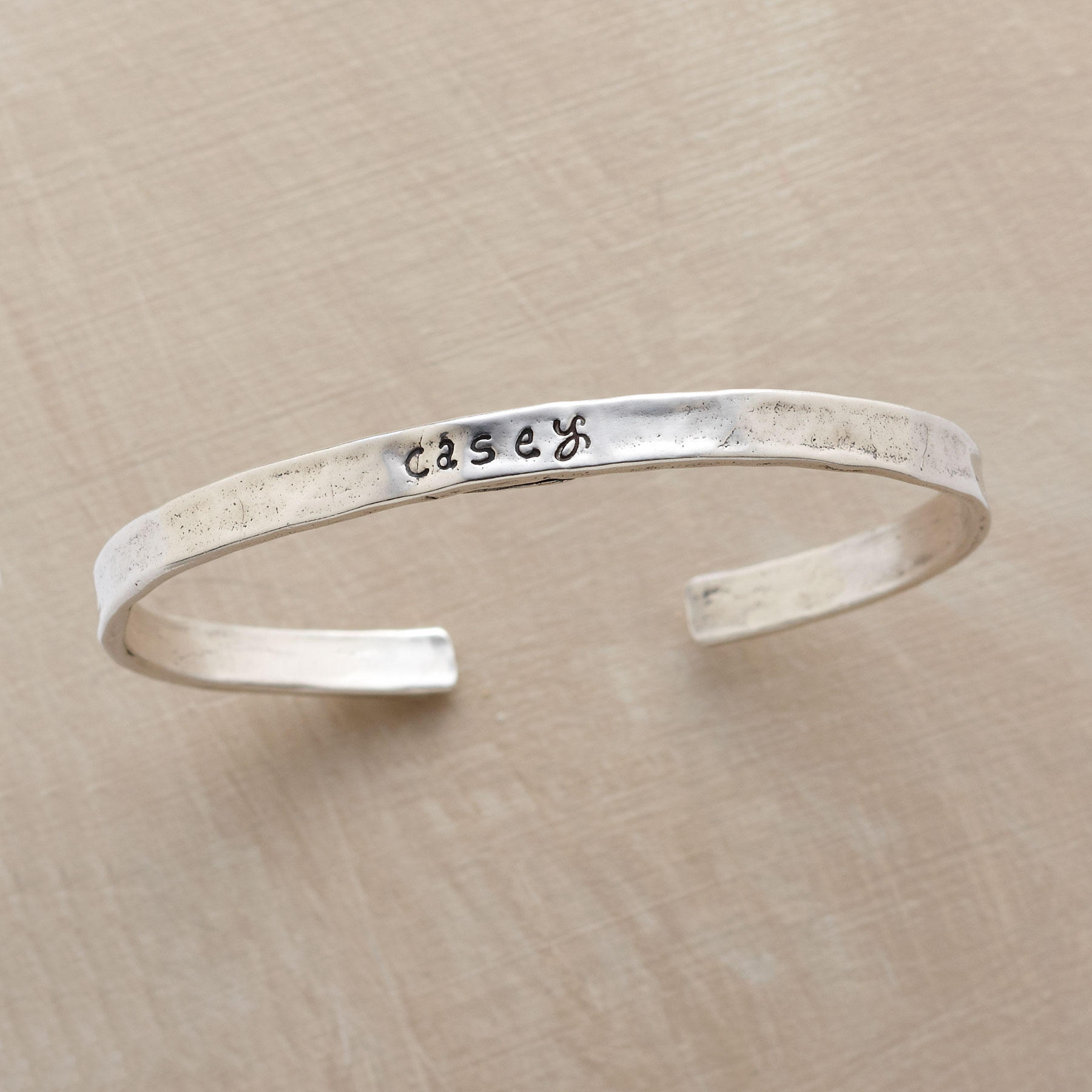 Personalized Wind Cuff Bracelet