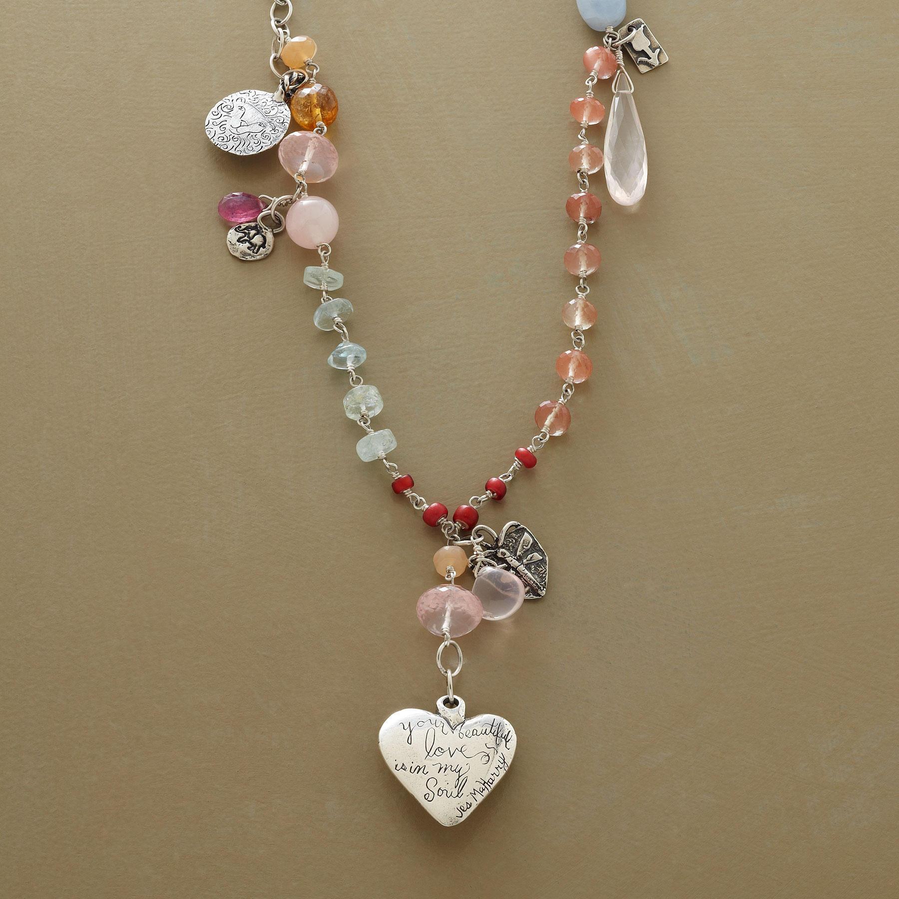 Beautiful Love Necklace