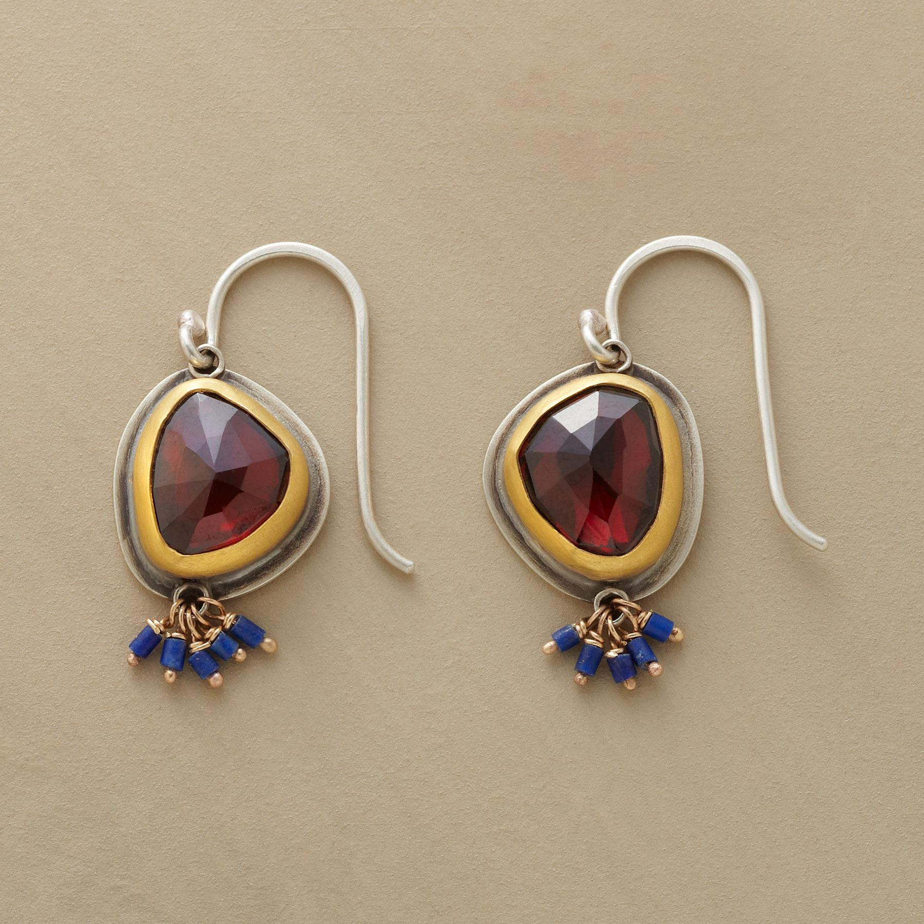 Eye Of The Tiger Earrings
