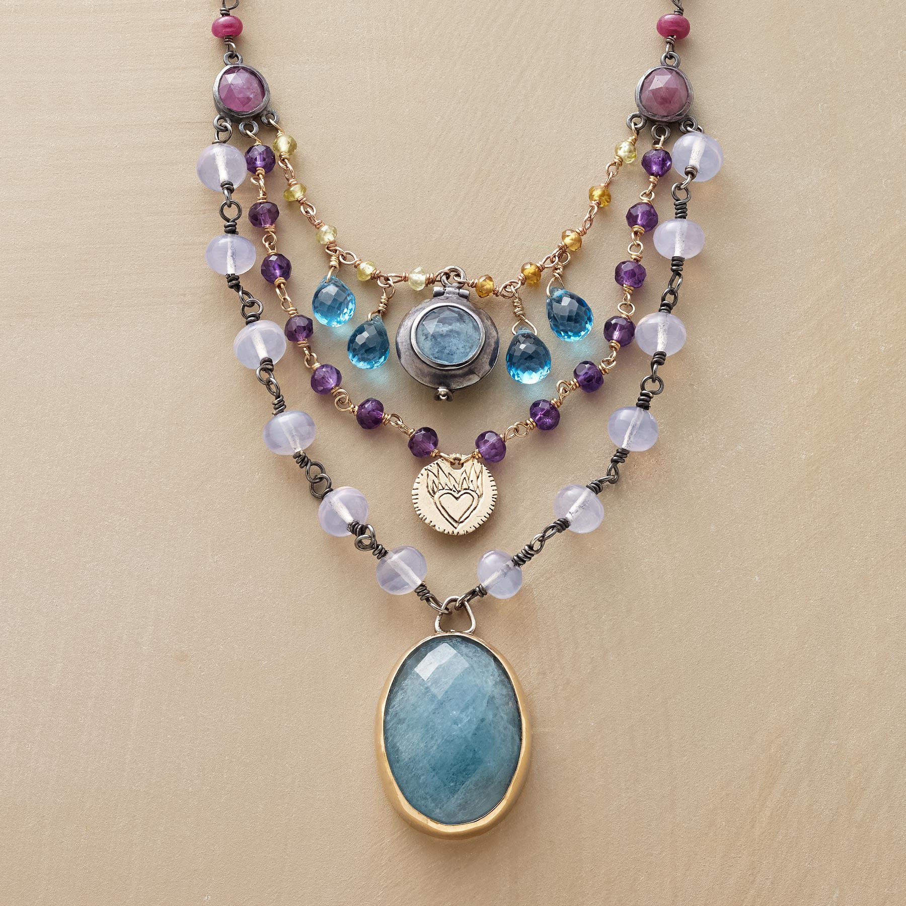 Poseidon's Treasures Necklace