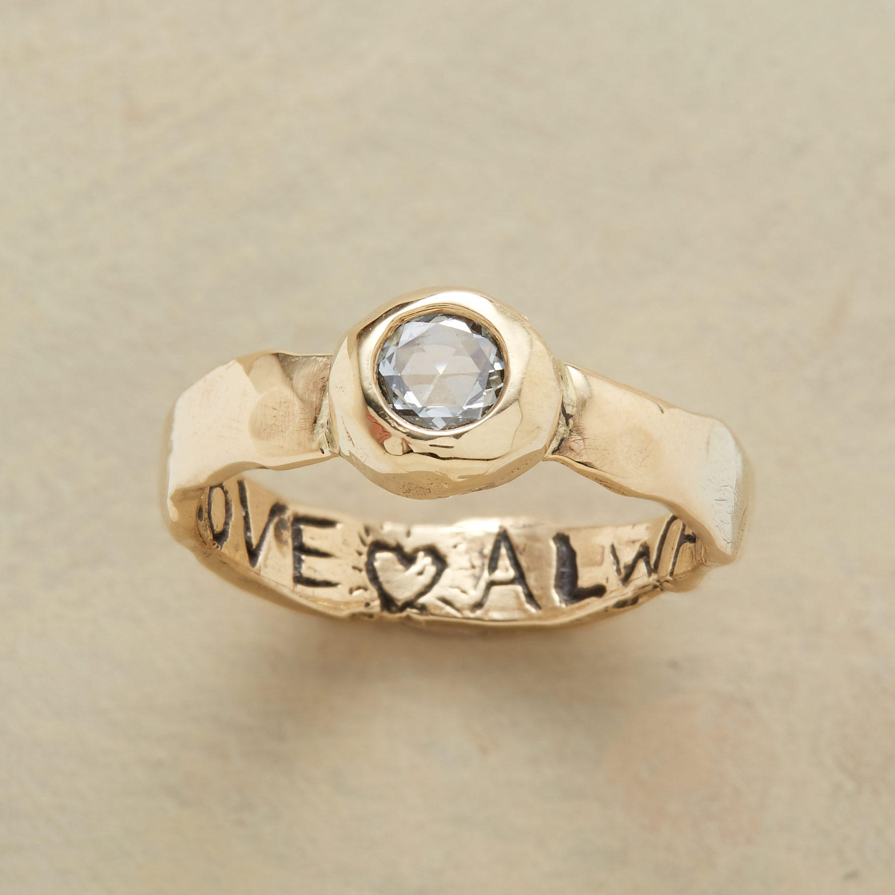 Love Always Diamond Ring
