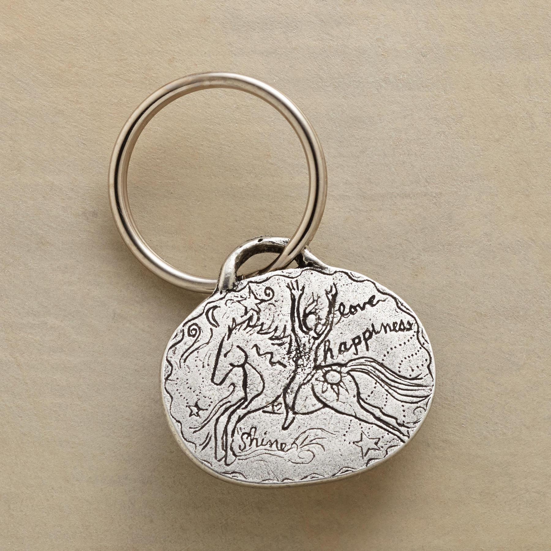 Ride On Keyring