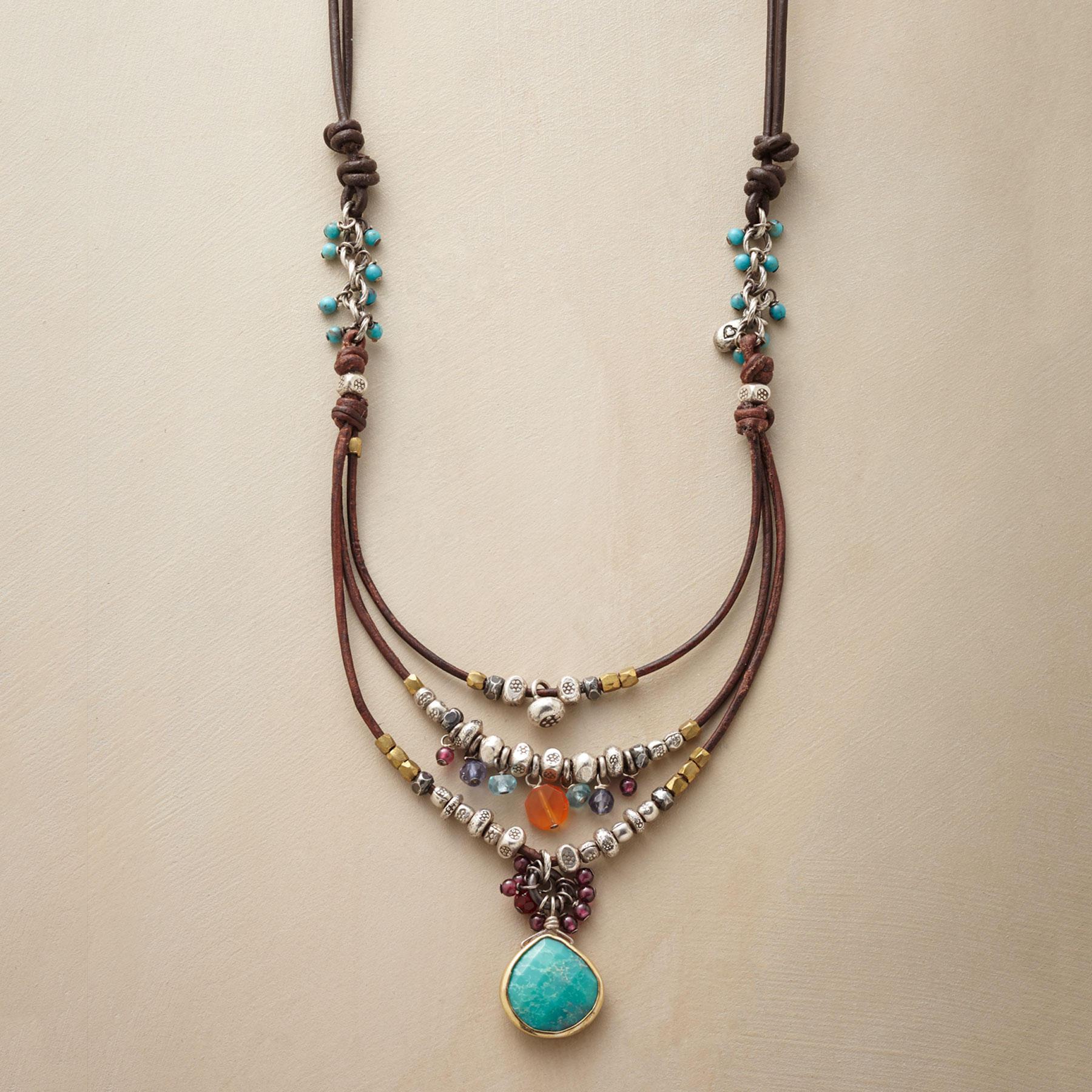 Compendium Necklace