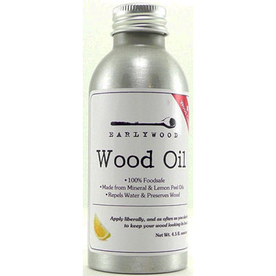 Earlywood Oil