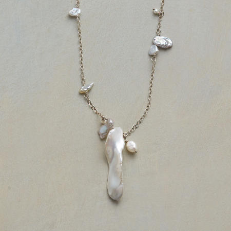 Potato Pearl Necklace, Pearl Pandemonium