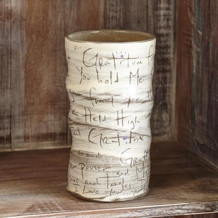 Gratitude Vase