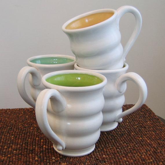 Beehive Coffee Mugs