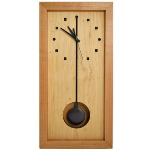 Desmond Suarez Tall Box Clock