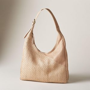 Handmade Woven Leather Bag