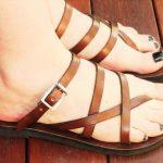 Handmade Thong Sandals