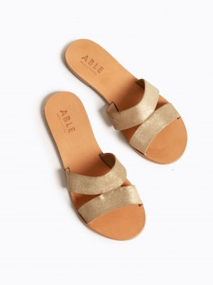 Rosa Leather Sandal