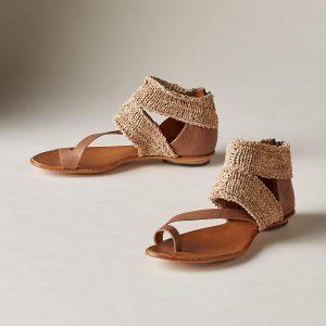 Turret Sandals