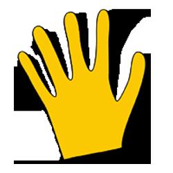 Heartful Hand